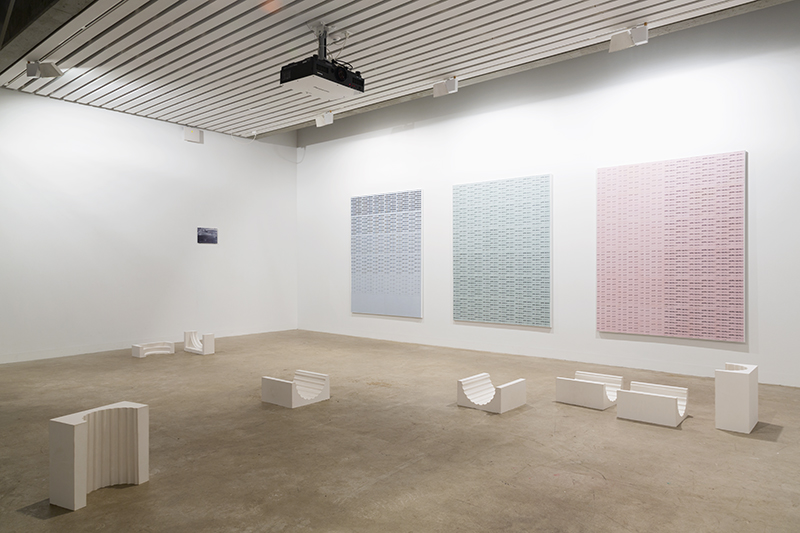 Jacob Dahl Jürgensen Installation view